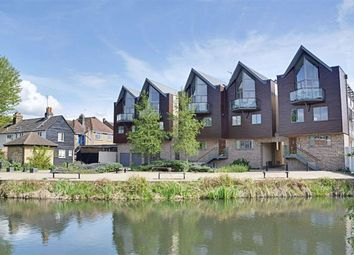Thumbnail 2 bed flat for sale in Dolphin Yard, Hertford