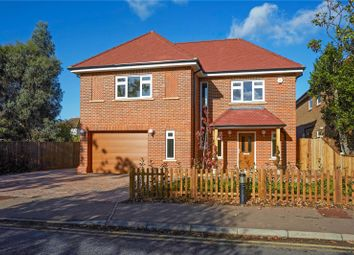 Thumbnail 5 bed detached house for sale in St. Nicholas Road, Thames Ditton, Surrey