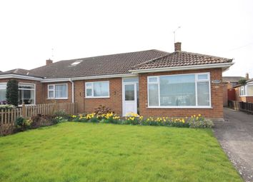 Thumbnail 2 bed semi-detached bungalow for sale in Front Street, Sowerby, Thirsk
