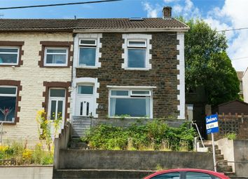 Thumbnail 3 bed end terrace house for sale in Mikado Street, Tonypandy, Mid Glamorgan