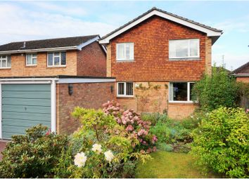 Thumbnail 4 bed detached house for sale in Park Road, Chandlers Ford, Eastleigh