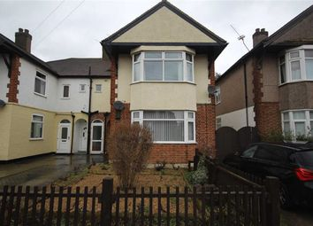Thumbnail 3 bedroom maisonette for sale in Lessington Avenue, Romford