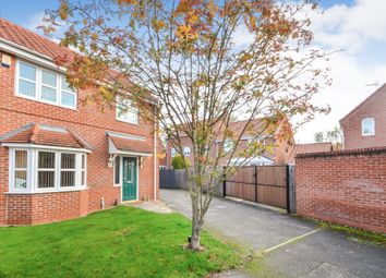 Thumbnail 3 bed link-detached house for sale in Dudley Doy Road, Southwell
