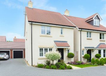 Thumbnail 3 bed detached house for sale in Harding Way, Marcham, Abingdon