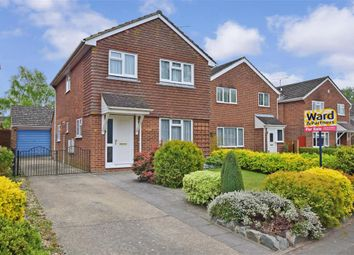 Thumbnail 3 bed detached house for sale in Highfield Road, Willesborough, Ashford, Kent