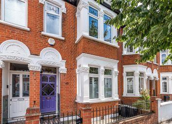 Thumbnail 5 bedroom terraced house for sale in Muncaster Road, London