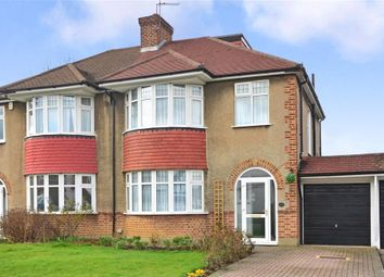 Thumbnail 4 bedroom semi-detached house for sale in Tower View, Shirley, Croydon, Surrey