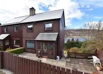 Thumbnail 3 bed semi-detached house for sale in Grange Road, Fort William