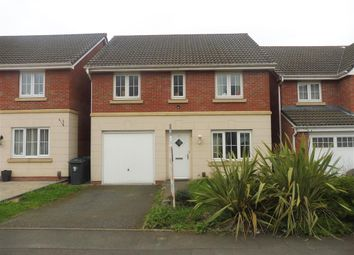 Thumbnail 4 bed detached house for sale in Melia Drive, Wednesbury