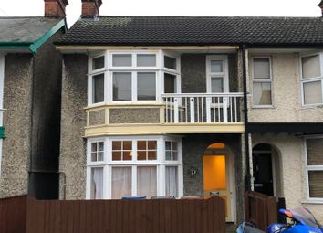 Thumbnail 1 bed flat to rent in Lister Road, Ipswich, Suffolk