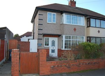 Thumbnail 3 bed property to rent in Crystal Grove, Lytham, St Annes