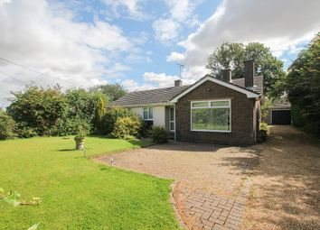 Thumbnail 2 bedroom detached bungalow for sale in Radwinter Road, Ashdon, Saffron Walden