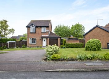 Thumbnail 3 bed detached house for sale in Wainfleet Close, Ilkeston