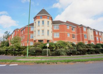 Thumbnail 2 bed flat for sale in Pavior Road, Bestwood