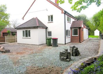 Thumbnail 4 bed cottage for sale in Cottage Lane, Nether Whitacre, Coleshill, Birmingham