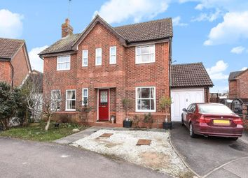 Thumbnail 4 bed detached house for sale in Delapre Drive, Banbury