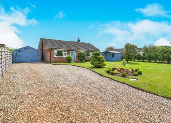 Thumbnail 3 bed detached bungalow for sale in Raynham Road, Helhoughton, Fakenham