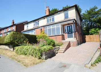 3 bed semi-detached house to rent in Bowood Crescent, Meanwood, Leeds, West Yorkshire LS7