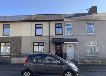 Thumbnail 3 bedroom terraced house for sale in Derwent Street, Llanelli