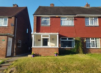 3 bed semi-detached house for sale in Frevill Road, Courthouse Green, Coventry CV6