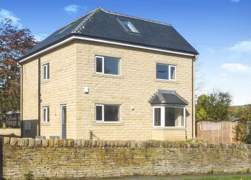 4 bed detached house for sale in Riverwood Close, Mixenden, Halifax HX2