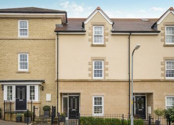Thumbnail 4 bed town house for sale in Cherryholt Road, Stamford