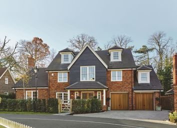 Thumbnail 5 bed detached house for sale in The Langdell House, Off Burton's Lane, Little Chalfont, Buckinghamshire
