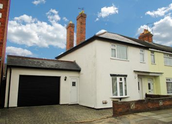 Thumbnail 2 bed terraced house for sale in Albion Street, Wigston