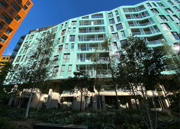 Thumbnail 1 bed flat for sale in Cable Walk, London