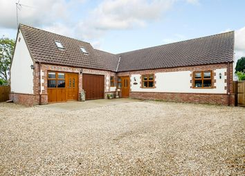 Thumbnail 4 bed detached house for sale in Church Road, Wisbech