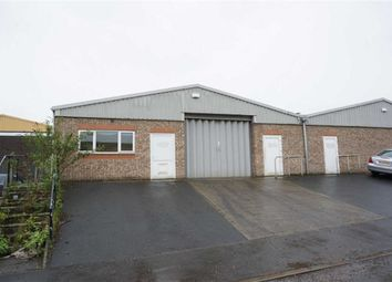Thumbnail Commercial property to let in Unit 8, Upper Mantle Close, Bridge Street Industrial Estate, Chesterfield