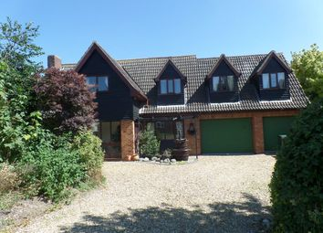 Thumbnail 5 bed detached house to rent in Studley Road, Wootton, Bedford