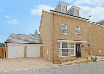 Thumbnail 5 bed link-detached house for sale in Aspinalls Yard, Willingham, Cambridge