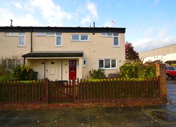 Thumbnail 4 bed end terrace house for sale in Arakan Close, Colchester