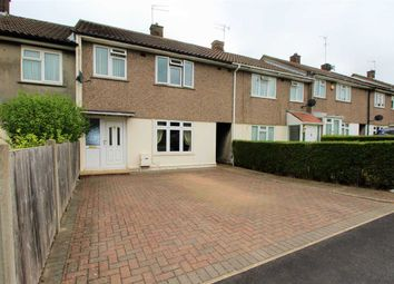 Thumbnail 3 bed terraced house for sale in Vale Avenue, Borehamwood
