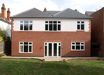 Thumbnail 6 bed detached house for sale in Swannington Street, Burton-On-Trent, Staffordshire