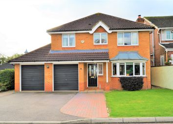 Thumbnail 4 bed detached house for sale in Suffolk Close, London Colney, St.Albans