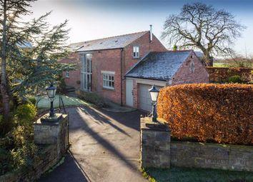 4 bed barn conversion for sale in St Michaels Road, Bilsborrow, Preston PR3