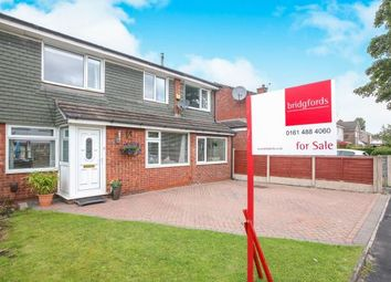 Thumbnail 5 bed semi-detached house for sale in Malmesbury Road, Cheadle Hulme, Cheadle, Greater Manchester