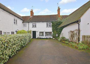 Thumbnail 3 bed cottage for sale in London Road, Shenley, Radlett, Hertfordshire