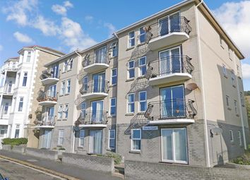 Thumbnail 2 bed flat to rent in Hambrough Road, Ventnor