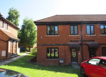 2 bed end terrace house for sale in Maplecroft, Salisbury SP2