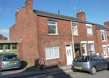 Thumbnail 1 bed flat to rent in Holme Road, Chesterfield, Derbyshire