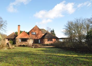 Thumbnail 5 bed detached house to rent in Highfield Lane, Puttenham, Guildford