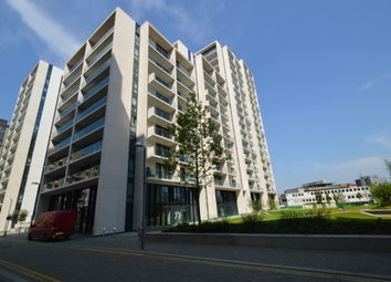 Thumbnail 1 bed flat to rent in Belcanto Apartments, Elvin Gardens, Wembley