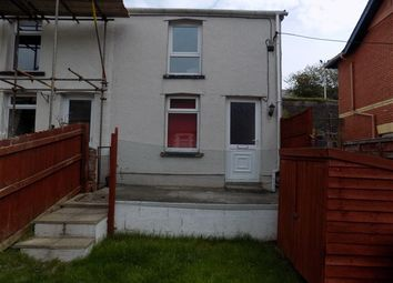 Thumbnail 2 bed terraced house to rent in Somerset Street, Abertillery