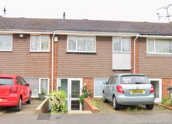 Thumbnail 3 bed terraced house for sale in Rosedale Close, Luton