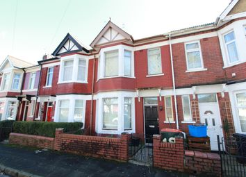 3 bed terraced house for sale in Kingston Road, Newport NP19
