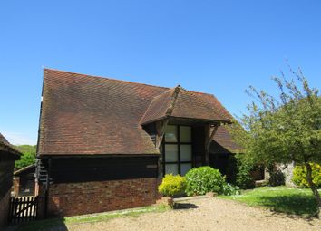 Thumbnail 4 bed barn conversion for sale in The Barn, Bells Forstal, Faversham