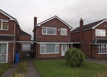 Thumbnail 3 bed detached house to rent in St Albans Avenue, Ashton-Under-Lyne